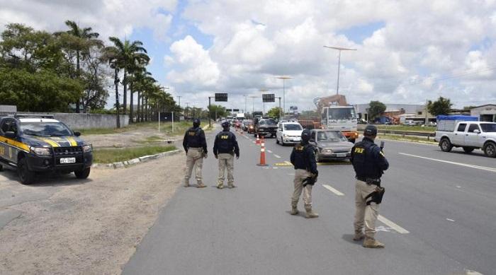 Piauí cede PRF's ao Ceará para reforçar segurança após motins