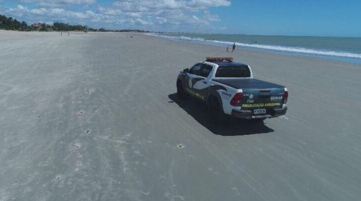 Semar intensifica fiscalização de veículos no litoral piauiense