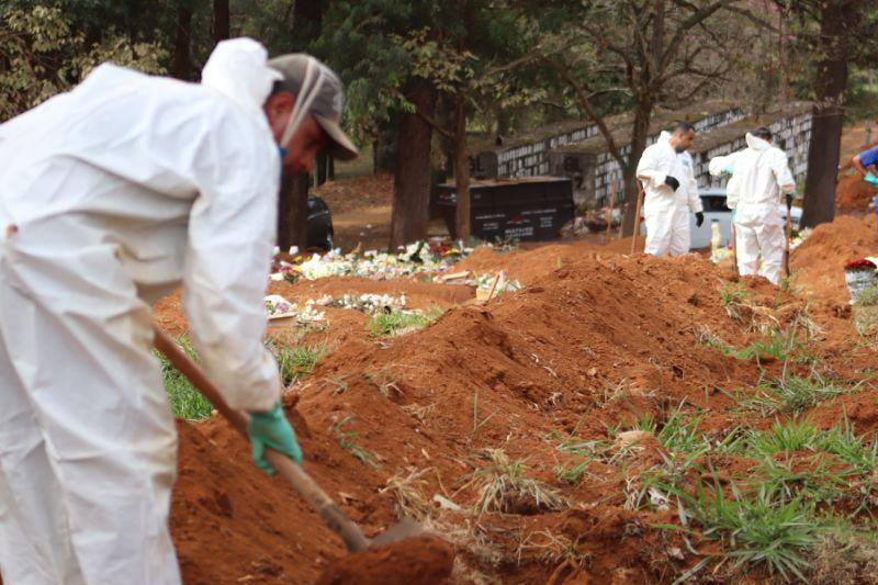 Coronavírus: Brasil tem 21.048 mortes e 330.890 casos confirmados, avisa Ministério da Saúde