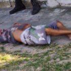Corpo de homem é encontrado em rua de Parnaíba com mais de 20 golpes de faca
