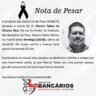 LUTO: Ex-diretor do Sindicato dos Bancários do Piauí morre vítima do novo coronavírus