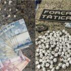 Polícia prende quatro pessoas por tráfico de drogas em Parnaíba
