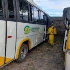 Motoristas de ônibus farão teste da covid-19 em Parnaíba