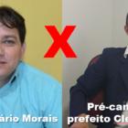 Jogo sujo e apelação, esse tem sido o papel do grupo do prefeito Apolinário contra o pré-candidato a prefeito Cleson Galeno