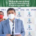 Wellington Dias entrega novas viaturas e EPIs para polícia e bombeiros