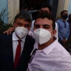 Lucas Moraes cumpre agenda com o Governador Welligton Dias e reivindica benefícios para Bom Princípio