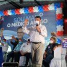Governador reforça nome de Dr. Hélio e campanha do respeito pela Parnaíba ganha força