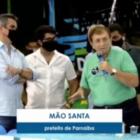 Mão Santa ataca bispo Dom Juarez e Ciro Nogueira, passivo, assiste a agressão: VEJA O VÍDEO