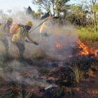 Corpo de Bombeiros alerta para os riscos de queimadas e incêndios