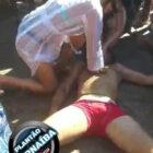 Morre jovem resgatado durante afogamento na Pedra do Sal