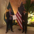 Governador Wellington Dias anuncia que EUA vão investir na exploração de níquel no Piauí