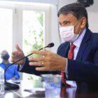 Wellington Dias cobra da Anvisa validação de vacinas contra covid-19