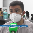 Vacinação para idosos contra a Covid-19 em Parnaíba segue sem previsão