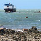 """Navio roubado por """"piratas"""" em Luís Correia é encontrado na área do Delta do Parnaíba"""