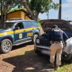 Empresária de 33 anos é presa com veículo roubado em Parnaíba