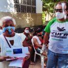 Central Única das Favelas em Parnaíba entrega auxílio de R$ 100 para famílias vulneráveis