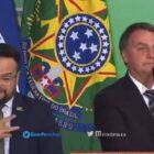 Com a liberação do uso de máscara, Bolsonaro dá um mata-gado em seus fieis