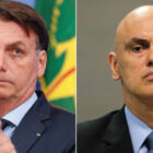 Pacheco rejeita pedido de impeachment de Alexandre de Moraes, contra a vontade de Bolsonaro