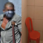 Idoso de 60 anos é preso acusado de estuprar criança de três anos em Parnaíba