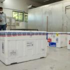Piauí recebe novos lotes com 77.500 doses de vacinas contra covid